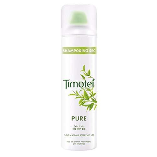 Timotei Pure Dry Shampoo für normales bis fettiges Haar, 245 ml
