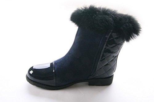 Mojoshu ,  Damen Chelsea Boots Navy