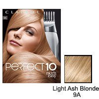 clairol coloration nice n easy perfect 10 coloration riche et ultra lustre couvrant - Coloration Blond Clair Cendr