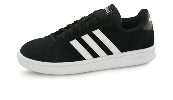 Adidas Grand Court, Chaussures de Tennis Homme: Amazon.fr ...