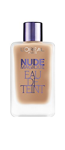 Fond de teint Nude Magique Eau de teint L'Oréal N° 190 Beige Rosé