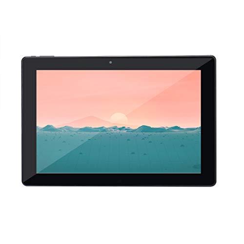 SMILEQ SONQI 10,1 Zoll Tablet Quad Core Intel Atom Z8350 4 + 64G Win10 WiFi Dual-Kamera (B(Keyboard Excl.)) (Tablet Atom Intel)