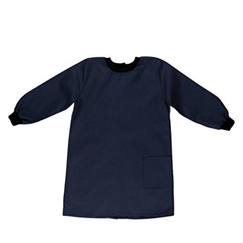childrens-peinture-tablier-ecole-art-artisanat-smock-robuste-facile-a-nettoyer-resistant-a-leau-la-q
