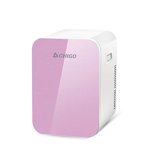 Preisvergleich Produktbild Mini Kühlschrank Silent 20L Kühler und Wärmer 12 V / 220 V für Auto,  Zuhause / für Auto Kühlschrank,  Tragbare Kühlbox für Reise Kühlbox kleine Kühlschränke