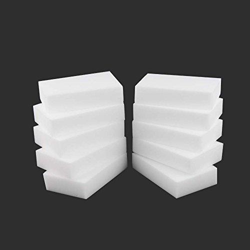 10 StückMagic Sponge Eraser Counter Duster Cloths Cleaner Sponges Abrasive Pad Tools 10* 6* - Magie Arbeitsplatte