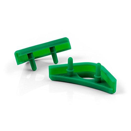 Noctua NA-SAVP1 Chromax.Green Anti-Vibrations Pads, Grün