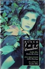 Black Lace Omnibus Gothic Blue ... Aria Appassionata ...ace of Hearts