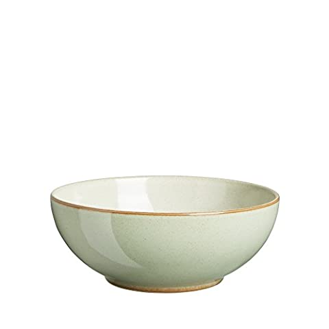 Denby Soup/Cereal Bowl, Orchard Green, Set of (Orchard Cereal Bowl)