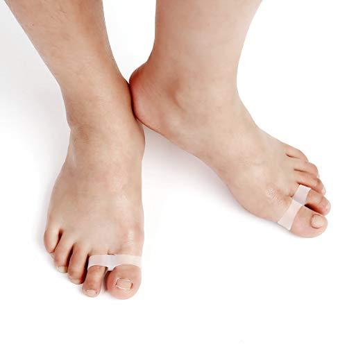 1 Para Magnet Verlieren Gewicht Neue Technologie Gesunde Dünne Verlust Zehenring aufkleber Silikon Fußmassage Füße Gewichtsverlust reduzieren -