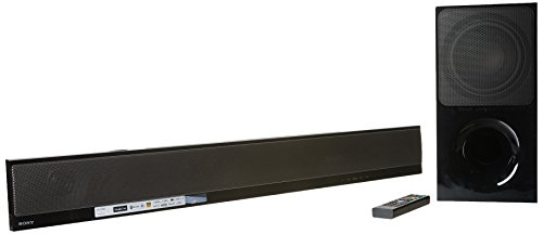 Sony Ht-ct790 2.1ch Premium Wireless Sound Bar (black)