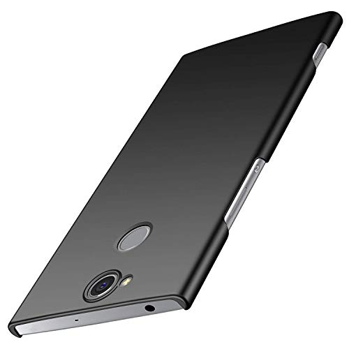 eyyc sony xperia xa2 plus custodia,ultra sottile pc back case protettiva custodia per sony xperia xa2 plus smartphone