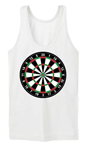Certified Freak Dart Scheibe Tanktop Girls White M