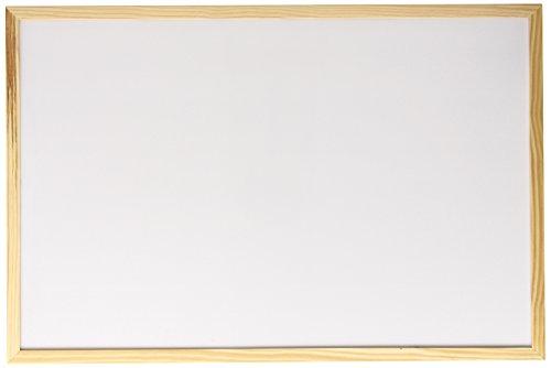 Faibo 702 -2 -  Pizarra blanca magnética de 40 x 60 cm