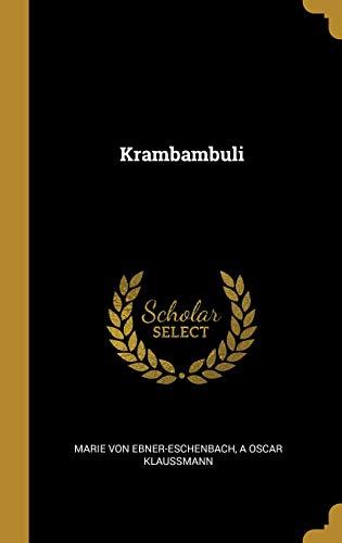 GER-KRAMBAMBULI