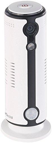 VisorTech GSM Kamera: GSM-IP-Überwachungskamera, WLAN & 3G, HD, Nachtsicht, Bewegungsmelder (3G Camera) - Netzwerk-boot