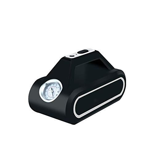 Gonfiatore, per Auto Portatile Senza Fili Pompa della Gomma, 30 Cilindro Batteria al Litio Ricaricabile, Adatto per Auto-Gomma della Bicicletta della Balloo