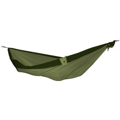 TICKET TO THE MOON - Hamac Parachute Double - Vert foncé