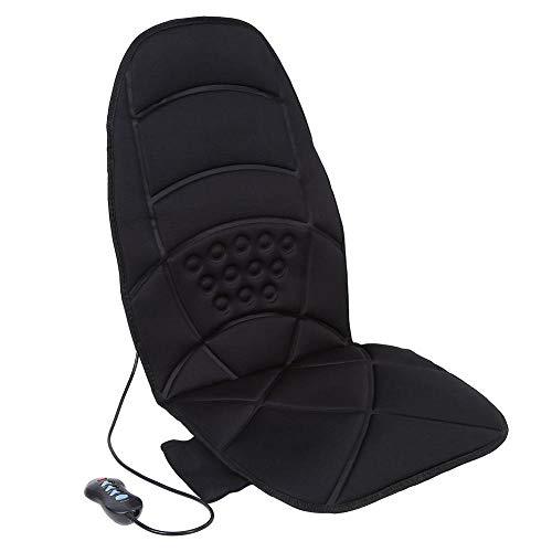 QIHANGCHEPIN Heizung Vibrieren Kissen Beheizte Elektrische Auto Zurück Hals Lendenwirbel Ganzkörpermassage Neue Massagegerät Sitzkissen Pad Massage Werkzeuge -
