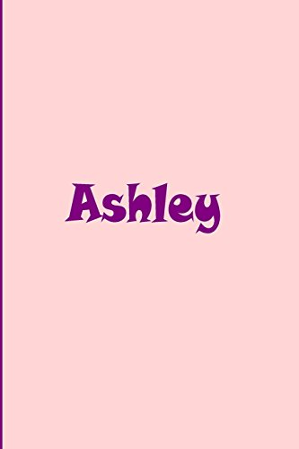 Ashley - Personalized Journal