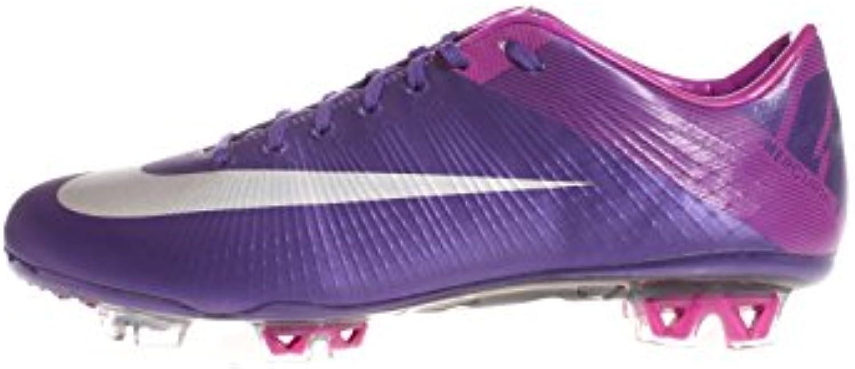 Nike - Botas de fútbol para hombre court purple metallic luster magenta 6