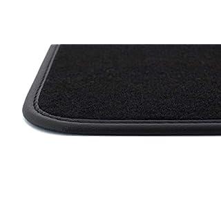 Passgenaue Fußmatten für Ihren Ducato Wohnmobil | Ausführung: Reisemobil | Baujahr: 2014 - aktuell | 1-teilig | Material: Velours |Top Qualitat