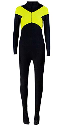 x Cosplay Uniform Jean Grey Overall Halloween Superhero Kostüm ()