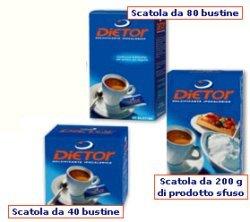 DIETOR 5 DOLCIF POLV 200 G