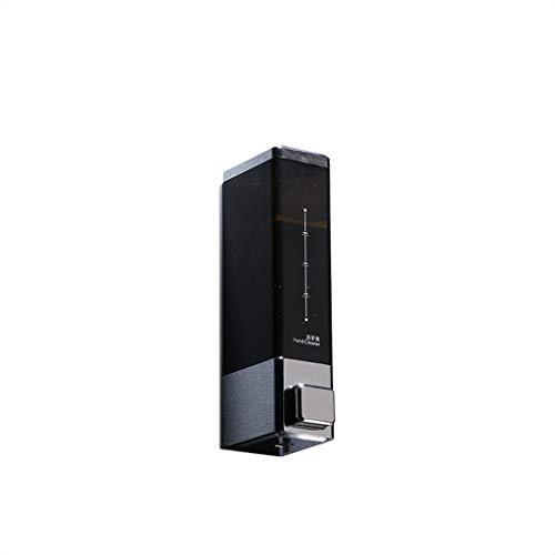 Precision Clean Refills (RLJJCS Seifenspender Wandmontage Durchsichtiger Druck Händedesinfektionsmittel Körperwäsche Weiße Flasche 250ml Händedesinfektionsbox (Color : Metallic))