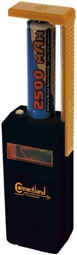 Connectland TEST-BATT-BT0501 Testeur de piles D/C/AA/AAA