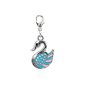 Charm Schwan by Charming Charms