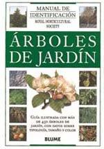Manual Identificacion. Árboles de jardín (Manual de Identificación) por Royal Horticultural Society