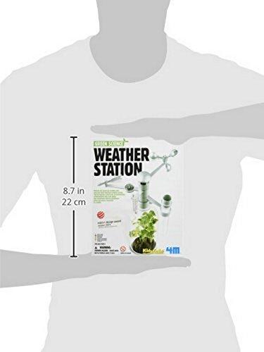 Imagen 8 de Great Gizmos Weather Station Reciclaje (4M 4367)