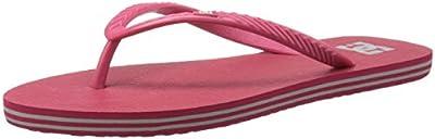 DC SPRAY J SNDL PN1 - Sandalias de dedo de material sintético mujer