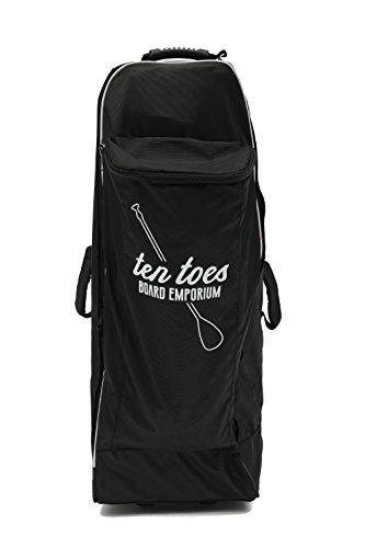 Ten Toes Board Emporium Tasche für Stand-Up-Paddelboard - Schwarz, Einheitsgröße