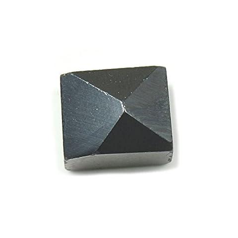 jewelryonclick 18Karat natur Original Hämatit Magnetische lose Edelstein für Blutdruckmessgeräte