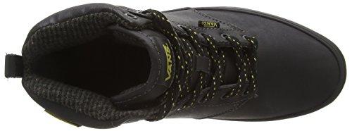 Vans Atwood (MTE) VXB1DWZ Herren Hohe Sneakers Schwarz ((MTE) black/golden olive)