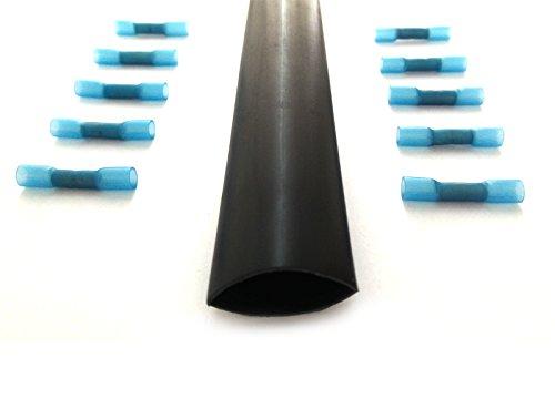 Gut Wasser Tauchpumpe Draht Splice Kit schraiberpump für # 10-12-14-16AWG - Installation Submersible Sump Pump