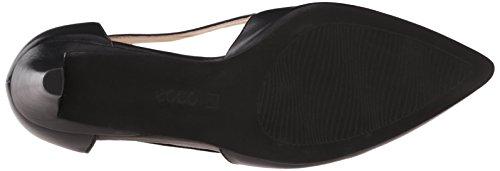 Ecco Belleair, Scarpe Col Tacco Donna Nero(Black 1001)