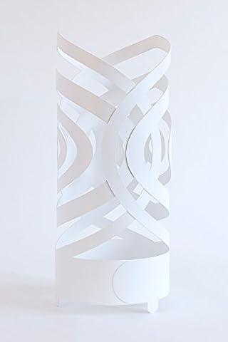 UMBRELLA STAND OPTICAL SNOW WHITE
