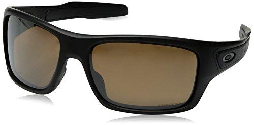 Oakley Herren 0OO9263 Sonnenbrille, Schwarz (Matte Black), 65