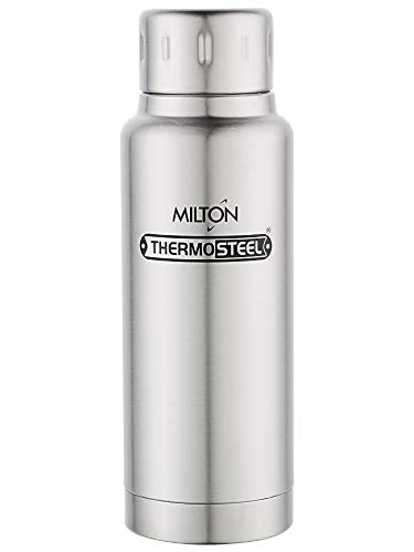 Milton Elfin Thermosteel Flask, 300 ml, Silver