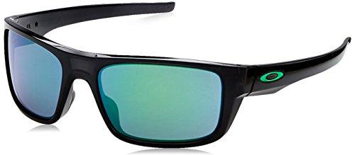 b7421c4de2 Oakley Drop Point Gafas de Sol, Hombre, Negro (Black Ink/Jadeiridium)