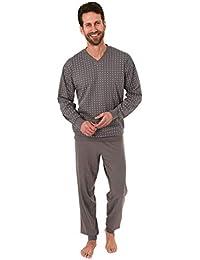 992132aa90ec31 Suchergebnis auf Amazon.de für: Herren Schlafanzug - 52 / Herren ...