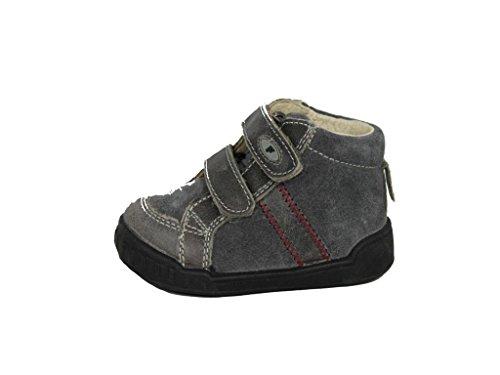 Falcotto by Naturino scarpe scarpe per bambini scarpe Sneaker Shoe 251grigio, grigio (Grau), 23 EU