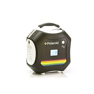 Polaroid PS600 Energiespeicher 578Wh, Mobile AC/DC Steckdose, AC 220V, 300W Ausgangsleistung, wiederaufladbar (Heim/Solar)