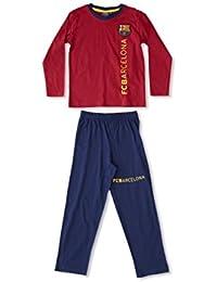 F.C.Barcelona Pijama Azul Marino / Granate 12 años (152 cm)