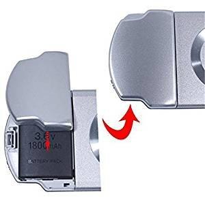 - Rückseite Akku Tür für Sony PSP 20003000Bar Tragbar Serie (Psp-akku Tür)