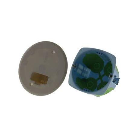 Kit applique DCL + fiche/douille E27 - 67mm
