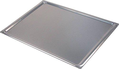 Smeg Backblech Innenkanten gerundet Breite 435mm Höhe 10mm Länge 320mm verzinkt