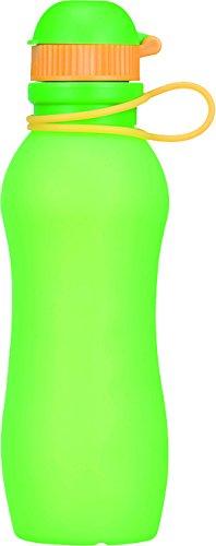 Zielonka Silikon Trinkflasche Viv Bottle 3.0, Grün, 500 ml, 59850